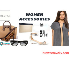 Besiva Coupons, Deals & Offers: Up to 55% Off Women Accessories
