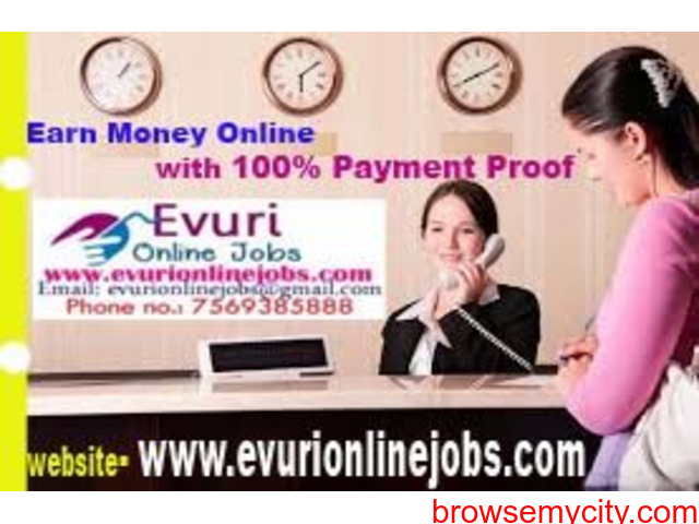 Home Based Data Entry Jobs, Part Time Jobs - 1/1