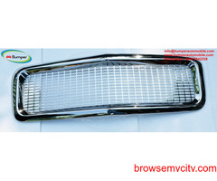 Front grill of Volvo PV 544