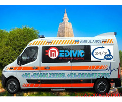 Hire Quick Patient Shifting Ambulance Service in Delhi by Medivic