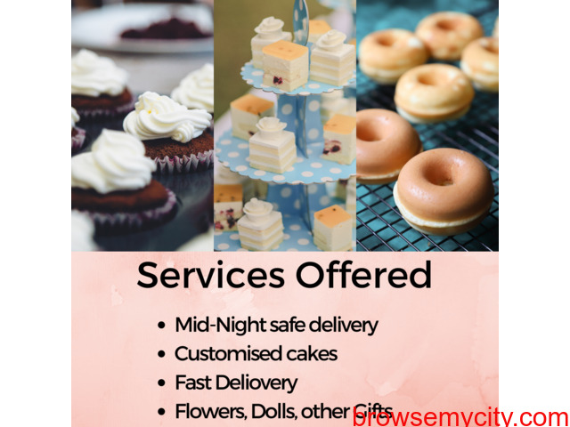 Cake delivery  Dharwad-online cake delivery in Dharwad - 1/1