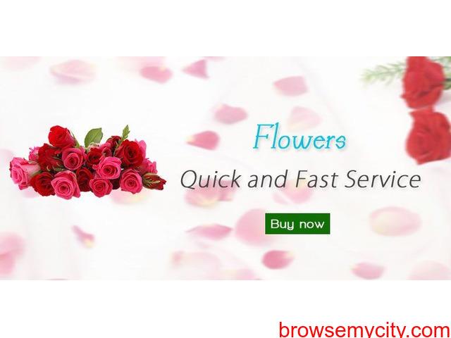 Flowers Delivery – Buy Flowers online in Mumbai - 1/1