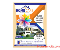 Tile Adhesive and Wall Putty Manufacturers.