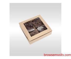 Custom Brownie Packaging Boxes
