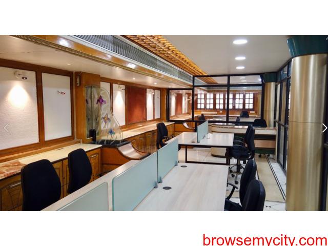Coworking Space Bhopal - 1/5