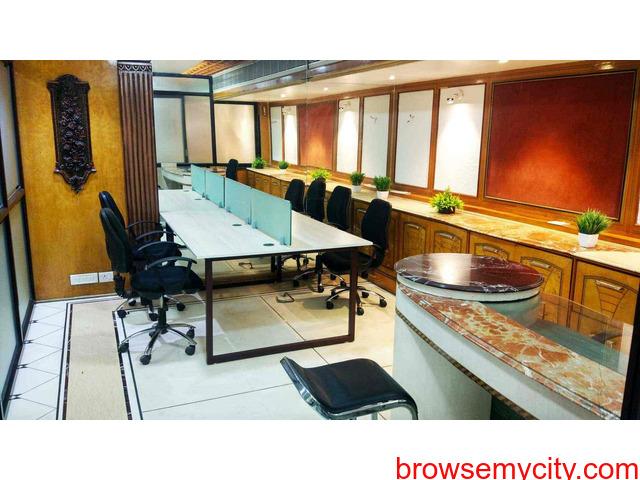 Coworking Space Bhopal - 4/5