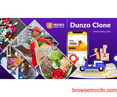 Build An On-Demand Delivery App Like Dunzo With Inoru!