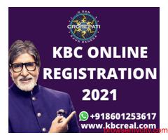Online KBC Registration With Kbc Official Website