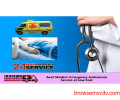 Dedicated Medical Facility Only Provided by Jansewa Panchmukhi Ambulance in Ranchi