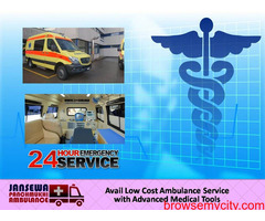 Super-Fast and Secure ICU Ambulance Service in Varanasi at the Cheapest Rate