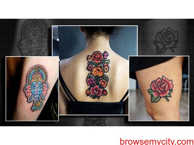 Tattoo Studio In Jayanagar - 3/5