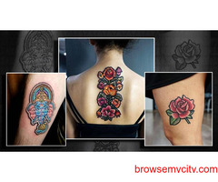 Tattoo Studio In Jayanagar