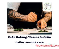 Cake Baking Classes in Delhi