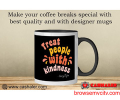 Store Special- Designer Mugs-Luxury- Best Price| Cashaler