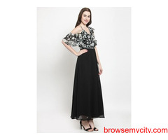 Try Black Dress For An Appealing Look