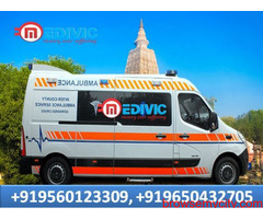 Get Quick Ambulance Service in Singh More at Low-Cost by Medivic