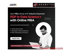 Online MBA With Data Science