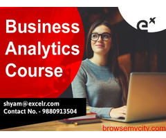 ExcelR-Business Analytics Course In Pune