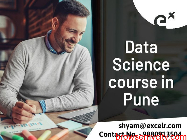 Excelr-Data Science course In Pune - 1/1