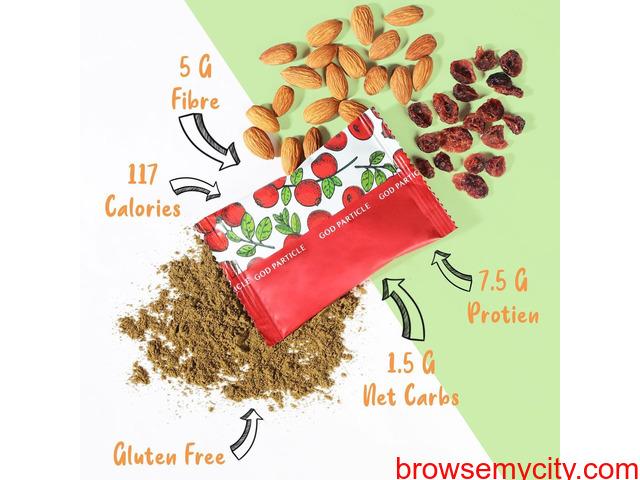 Buy high protein snack   Buy Cookies online at Best Price in India - 1/1