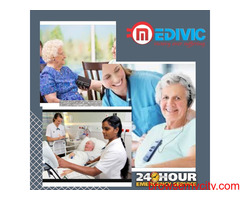 Select the Medivic Home Nursing Service in Boring Road, Patna for Care of Covid Patient