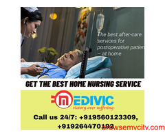 Pick Most Caring By Medivic Home Nursing Service in Sipara, Patna