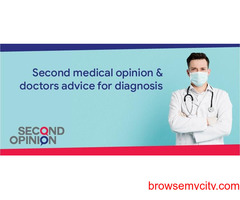 Consult best doctors instantly via Second Opinion App