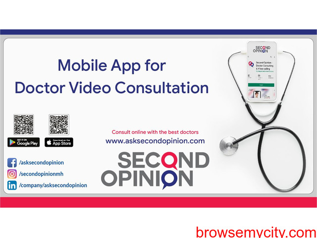 Consult best doctors instantly via Second Opinion App - 3/3