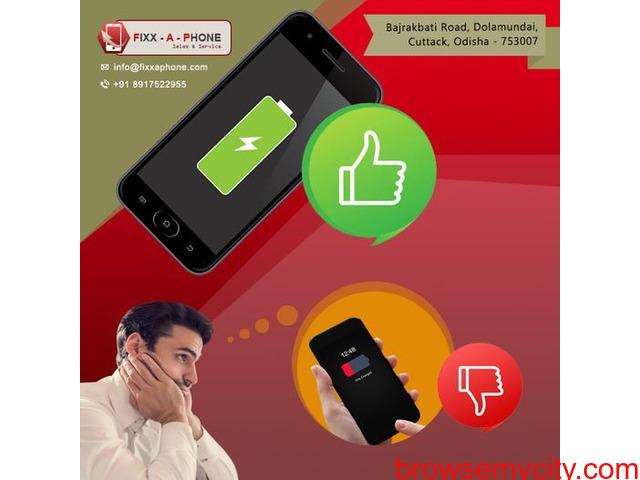 Mobile Repairing Store cuttack - Fixxaphone - 1/2