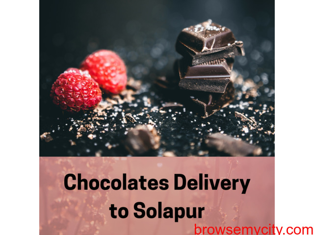 Buy Chocolates Online in Solapur - 1/1