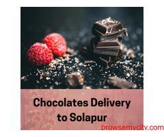 Buy Chocolates Online in Solapur