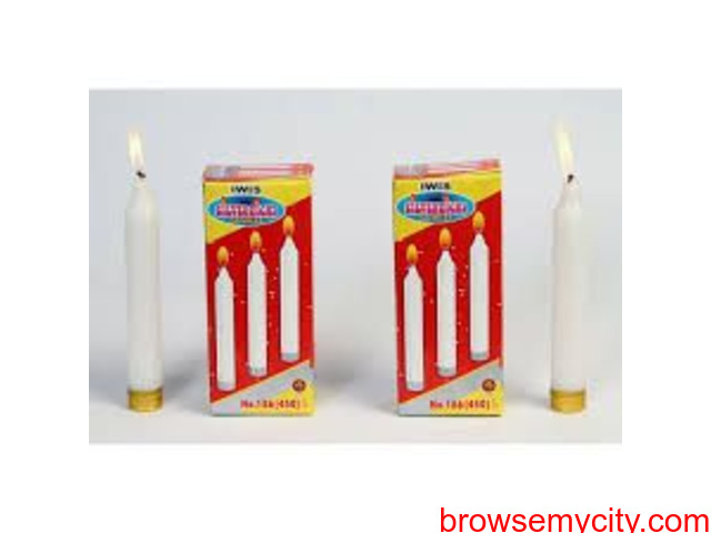 Candles-Teaklight Candles-Spital Candles-AARYAH DECOR - 5/6