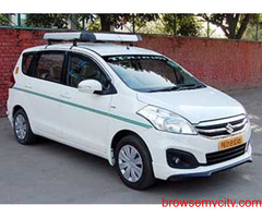 Chandigarh to Haridwar taxi service - Saini tours taxi services