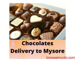 Chocolates delivery Online to Mysore