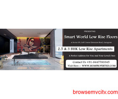Smart World Low Rise Floors Sector 89 Gurugram