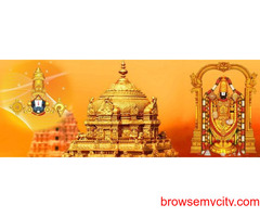 One Day Tirupati Tour package From Chennai – Sri Garuda Travels