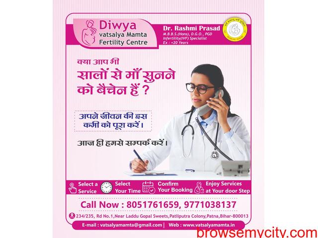 Best Affordable IVF Center in Bihar +91 9771038137 - 2/3