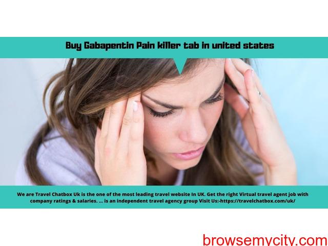 Buy Gabapentin Pain killer tab in united states - 2/5