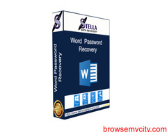 Recover msword password