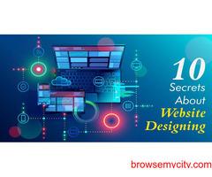 10 Secrets about website designing