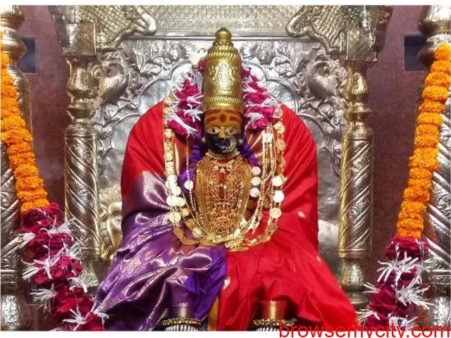 Gruhalaxmi Ambabai Temple In Nagpur   Famous Amba Mata Mandir Nagpur - 1/2