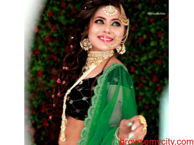 Beauty island - Bridal Makeup in Patna - 5/6