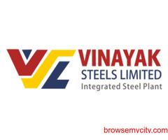 Fe550 TMT Steel Bars Hyderabad