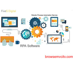 RPA Software - Everything your Business process automation