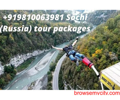 9810063981 Sochi (Russia) tour packages