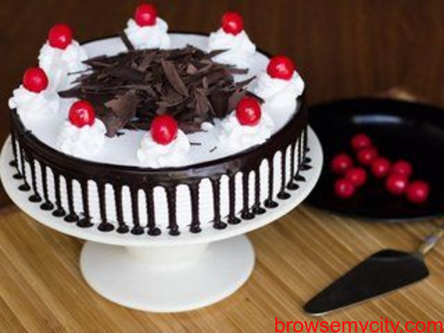 Eggless Cake Delivery in Gurgaon by Bakingo - 2/4