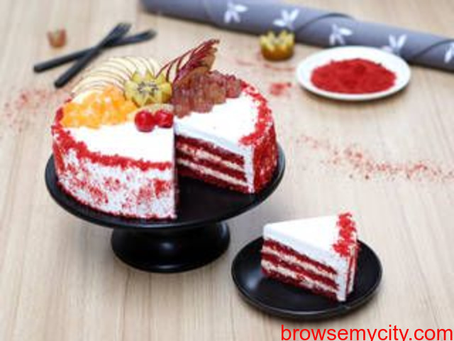 Eggless Cake Delivery in Gurgaon by Bakingo - 4/4