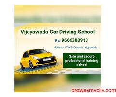 Vijayawada Car Driving School