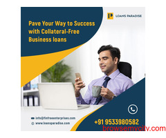 Take Your Business to New Heights with Small Business Loans in Hyderabad