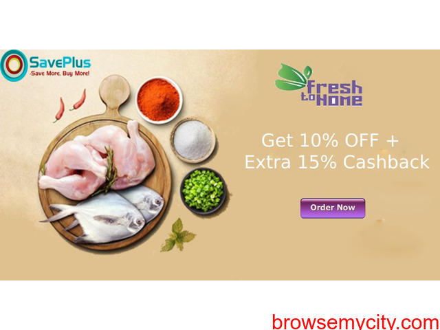 Get 10% OFF + Extra 15% Cashback on orders over Rs.449 - 1/1